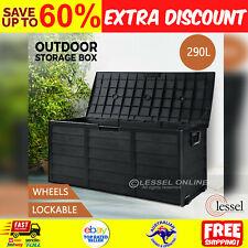 Sunyee OSBOA1290BKSUN 290L Storage Box
