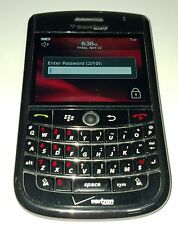 BlackBerry Tour 9630 Black Verizon Smartphone Password Locked Good Condition