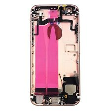 Metal Back Battery Cover Housing Case for iPhone 6S Rose Gold FULL SET