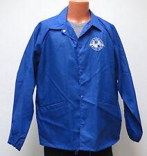 vtg 1994 NEW YORK CITY MARATHON Blue Windbreaker XL 90s Road Runners Club NY usa