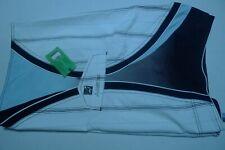 RUSTY  Board Shorts Swim Trunks  White  Mens  Sie 32  NWT