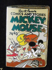 Disney 100 Years of Dreams Trading LE Pin #67 Comics & Stories Mickey 1940 TDS