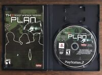 TH3 PLAN The Heist The Betrayal The Revenge (PlayStation 2, 2007) ZERO SCRATCHES