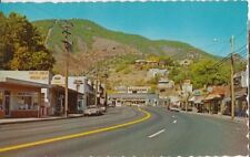 MANITOU SPRINGS CO - DOWNTOWN VIEW of many stores + MORE / 1968