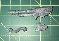 Astra Militarum Heavy Weapons Lascannon Cadian Warhammer 40K Bits Imperial Guard
