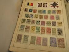 BELGIUM stamps 1850-1896 -