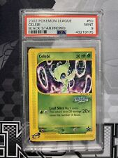 Pokemon Celebi 50 Wizards Black Star Promos Promotional NM-Mint Fast Shipping!