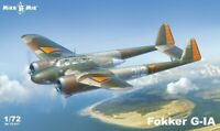 Mikro Mir 72-017 - 1/72 - Fokker G.1A scale plastic model kit aircraft UK