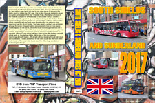 3663. Sunderland and South Shields. UK. Buses. Oct 2017. The second part of our