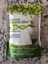 Matcha DNA Certified Organic 12/30/2018 Matcha Green Tea powder 10 oz MatchaDna
