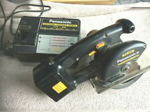 Panasonic  EY3530 15.6v metal cutting saw with one battery & Charger