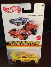 "Hot Wheels Flying Customs "" '76 Chevy Monza "" 1:64 Scale"