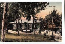 c1910 NEW MARKET Virginia Va Postcard ENDLESS CAVERNS Cave COFFEE SHOP