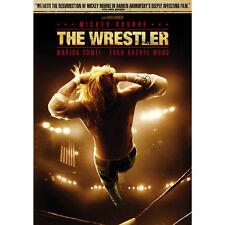 The Wrestler (DVD, Widescreen) Starring Mickey Rourke & Marisa Tomei