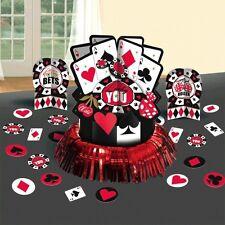 Casino Table Decorating Kit