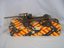 Boxed Elastolin Hausser Post-War Long Range Gun (Model Nr.726)
