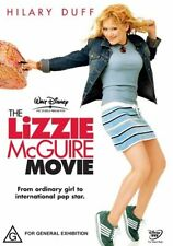The Lizzie McGuire Movie - DVD LIKE NEW REGION 4 FREE POST AUS HILARY DUFF