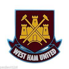 West Ham United F.C. 3D Rubber Fridge Magnet NEW
