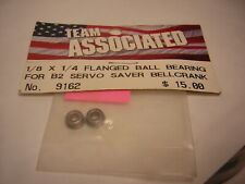 ASSOCIATED  B2 1/8 x 1/4 flanged ball bearing for B2 servo saver vintage rc 1/10