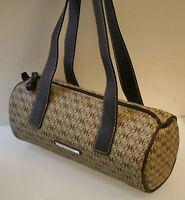 Coccinelle Tasche, tolle Handtasche, Kunststoff + Leder, Original, neuwertig