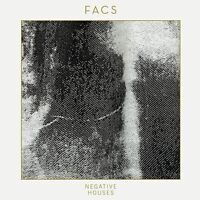Facs Negative Houses (2018) 8-track CD Album digipak Neu/Verpackt