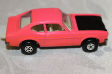 Vintage 1970 Lesney Matchbox Superfast Series No. 54 Ford Capri Pink NM with box