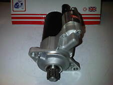 VW GOLF MK6 2.0 R 4MOTION 2009-13 6 SPEED AUTOMATIC AUTO BRAND NEW STARTER MOTOR
