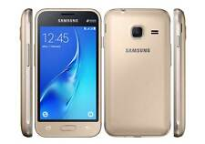 NUEVO Samsung Galaxy J1 MINI principal Oro 8gb Dual SIM Desbloqueo 2016 modelo