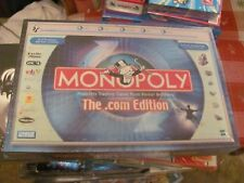 Monopoly .com Collector's edition NEW SEALED