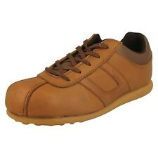 Mens Magnum Steel Toe Work Shoes - 42204-890