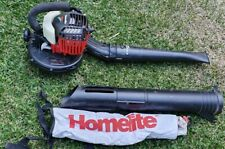 Petrol Blower Vac, brand : Homelite
