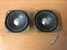 HONDA GOLDWING GL1200 1985 COPPIA ORIGINALE 8W SPEAKER eas-10p166se