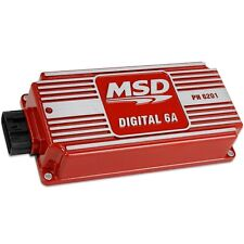 MSD 6201 MSD DIGITAL 6A IGNITION CONTROL RED