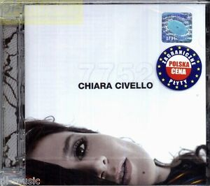 CIVELLO CHIARA - 7752 / CD  sealed