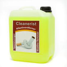 Cleanerist Nikotinentferner Nikotinreiniger Spezialreiniger 5 Liter