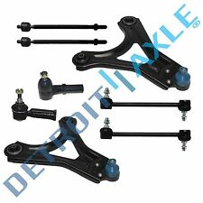 New 8pc Complete Front Control Arm + Suspension Kit For Ford Contour 1998-2000
