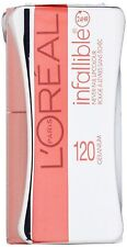 L'Oreal Infallible Never Fail Lipcolor, Geranium #120