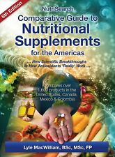 NutriSearch Comparative Guide to Nutritional Supplements for the Americas 6th Ed