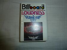 LOUDNESS Hurricane Eyes (Cassette Tape, 1987) BILLBOARD ROCK COLLECTION IMPORT.
