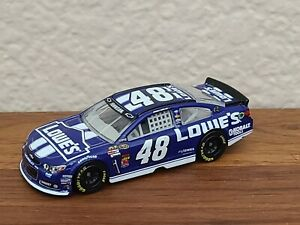 2013 Cup Champion Jimmie Johnson Lowe's 1/64 NASCAR Diecast Loose
