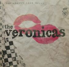 THE VERONICAS - The Secret Life Of (CD) FREE UK P+P ............................