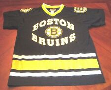 VINTAGE WINNING GOAL NHL BOSTON BRUINS RAY BOURQE JERSEY SIZE YOUTH L 14-16