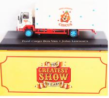 Camion Circo  Ford Cargo Box Van John Lawson's 1:76 Atlas Circus (n.115)