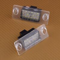 18 LED Eclairage de plaque feux Licence lampe arrière pour Audi A4 B5 1995-2001