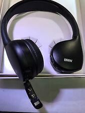 BMW Genuine IR Infrared Wireless Stereo Headphones Headset 65122310487