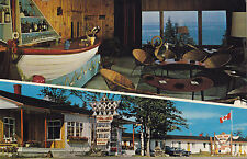Motel Restaurant Au Coin de la Baie METIS BEACH Bas St-Laurent Quebec Canada 2