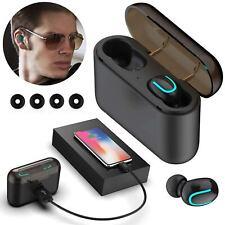 Bluetooth Headset Wireless Headphone Earbud Hands Free For Samsung iPhone USA