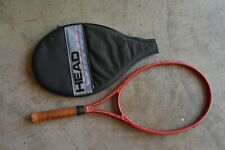 Head Graphite Club tennis racquet with zippered head cover