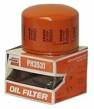 Fram PH3531 Oil Filter 86-87 Acura Integra 80-87 Honda Civic