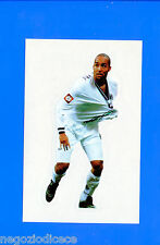 CHAMPION 97 SUPERSTARS Panini Figurina Sticker n. 132  -M.DAHLIN-BORUSSIA M.-New